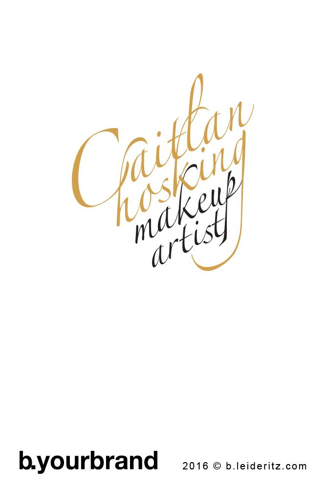 caitlin hosking makeup artist